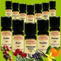 Fragrance oils, all varieties