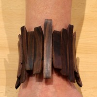 Wood bracelet ladies women