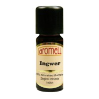 Essential Oil, GINGER, 10 ml