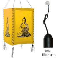Children's room light Buddha lamp