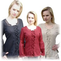 Medieval & leisure blouse