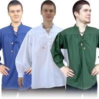 Mittelalterhemd klassisch, 10 Größen