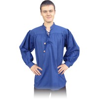 Medieval shirt classic, 10 sizes