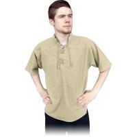Mittelalterhemd, kurzärmelig