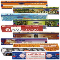Nag Champa incense sticks, original