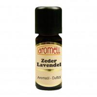 Duftöle, alle Sorten Zeder-Lavendel